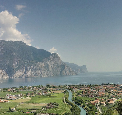 Inviting Lake Garda